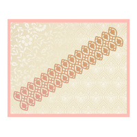 Couture Creations Die Ornamental Affair Collection Clementine Border