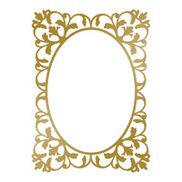 Couture Creations Hotfoil Plate Classic Frame by Anna Griffin