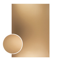Couture Creations Mirror Foil Board A4 Matte Bronze 10pk