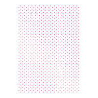 Couture Creations C'est La Vie Hotfoil Stamp Swiss Dots Background
