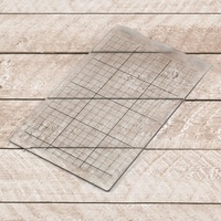 Couture Creations Go Press & Foil Replacement Acrylic Lid wtih Grid