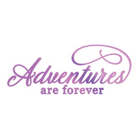 Couture Creations Everyday Sentiments Hotfoil Stamp Adventures
