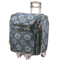 Couture Creations Rolling Travel Craft Trolley