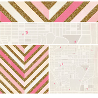 Crate Paper Craft Market Paper Pattern
