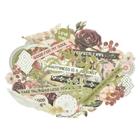 Kaisercraft Gypsy Rose Diecut Collectables