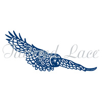 Tattered Lace Die Barn Owl