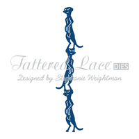 Tattered Lace Die Meerkat Border