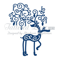 Tattered Lace Die Prancer