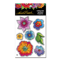 Stampendous Die Blossoms by Laurel Burch