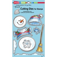 Stampendous Die Set Winter