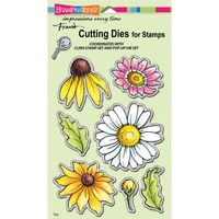 Stampendous Die Set Daisy Mix