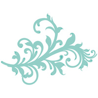 Kaisercraft Decorative Die Ornate Flourish
