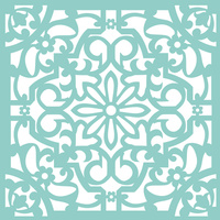 Kaisercraft Decorative Die Square Card Front #1