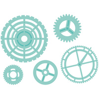 Kaisercraft Decorative Die Cogs & Gears