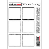 Darkroom Door Frame Stamp Boxes 6up