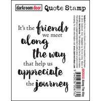 Darkroom Door Quote Stamp Along The Way