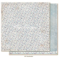 "Maja Design Denim & Friends 12x12"" Cardstock Heartbreaker"