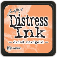Ranger Distress Ink Pad Dried Marigold by Tim Holtz