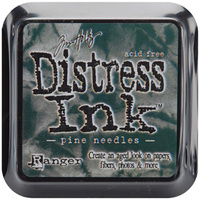 Ranger Distress Ink Pad Pine Needles by Tim Holtz