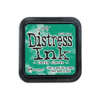Ranger Distress Ink Pad Lucky Clover by Tim Holtz