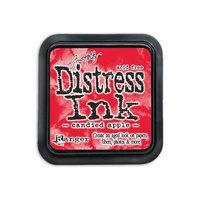 Ranger Distress Ink Pad Candied Apple by Tim Holtz