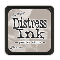 Ranger Distress Mini Ink Pad Pumice Stone by Tim Holtz