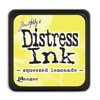 Ranger Distress Mini Ink Pad Squeezed Lemonade by Tim Holtz
