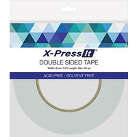 X-Press It Double Sided Tape 6mm x 50m