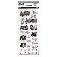 Dylusions Creative Dyary Stamp Set by Dyan Reaveley