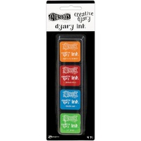 Dylusions Creative Dyary Ink Pad Set #2