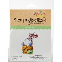 Stamping Bella Cling Stamp Oh Gnome You Didn't