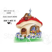 Stamping Bella Cling Stamp Gnome Home