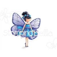 Stamping Bella Cling Stamp Tiny Townie Blanche the Butterfly