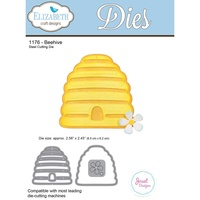 Elizabeth Craft Designs Die Beehive by Joset Designs