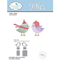 Elizabeth Craft Designs Die Birds by Joset Designs