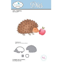 Elizabeth Craft Designs Die Hedgehog by Joset Designs