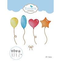 Elizabeth Craft Designs Die Balloons by Joset Designs