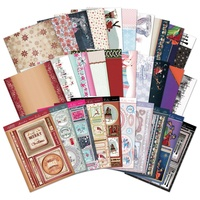 Hunkydory Luxury A4 Card Collection Festive Elegance