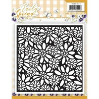 Find It Trading Early Spring Embossing Folder