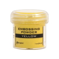 Ranger Embossing Powder Yellow