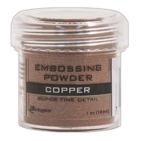 Ranger Embossing Powder Super Fine Copper