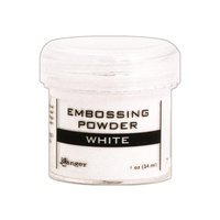 Ranger Embossing Powder White