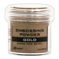 Ranger Embossing Powder Super Fine Gold