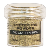 Ranger Embossing Powder Gold Tinsel