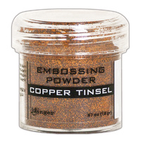 Ranger Embossing Powder Copper Tinsel