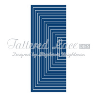 Tattered Lace Die Half Rectangles Essentials
