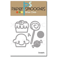 Paper Smooches Die Sweets