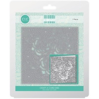 First Edition Craft A Card Die Roses
