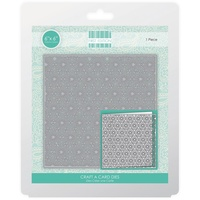 First Edition Craft A Card Die Geometric