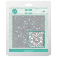 First Edition Craft A Card Die Mandala